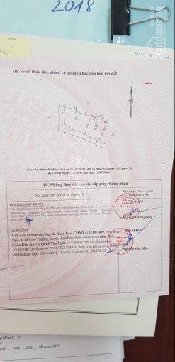Chính chủ bán 2 lô đất sông Pheo Cầu Đăm cạnh 26 ngõ 87 Tây Tựu giá 1.2 tỷ hỗ trợ bank 70% [ĐÃ BÁN]