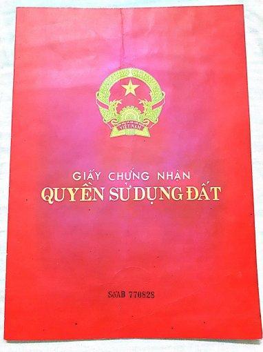 Bán đất thổ cư Tân Phong Thụy Phương cách Học Viện Tài Chính 2km, giá 1.414 tỷ [ĐÃ BÁN]