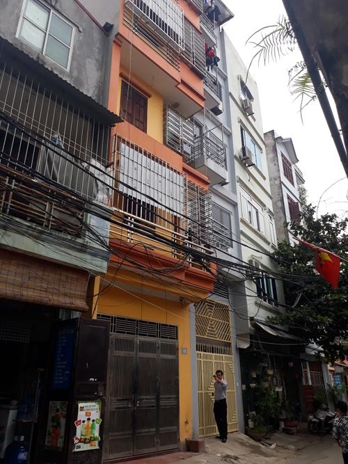 Cần bán nhanh nhà thuộc đường Văn Hội - gần UBND phường Đức Thắng - Bắc Từ Liêm