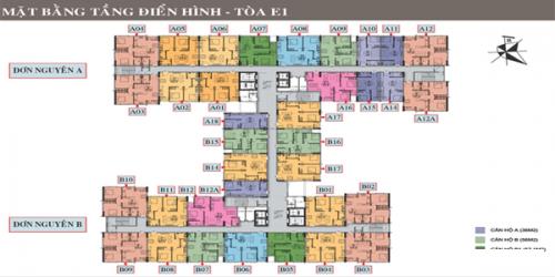Bán gấp căn hộ 63,3m2 Ecohome 2 diện tích 63,3m2 đầy đủ nội thất đẹp, 2pn, 2 vệ sinh. LH 0912789590