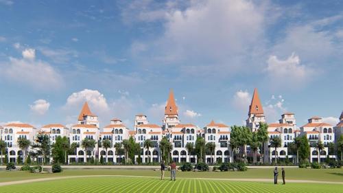 Sunshine Wonder Villas - một sản phẩm của tập đoàn Sunshine Group - Vị trí vàng tại khu đô thị Ciputra