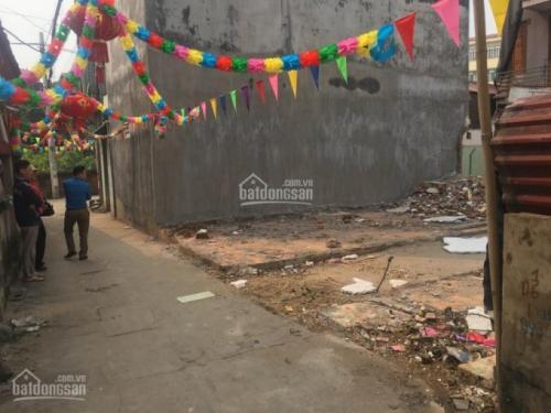 Cần bán nhanh đất ngõ 141 phố Lê Văn Hiến - cạnh Học Viện Tài Chính