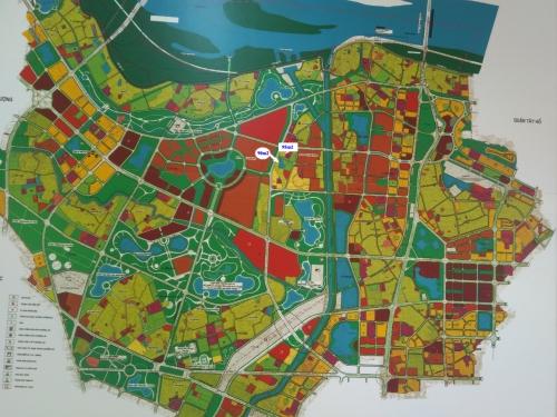 Bán đất TDP Tân Phong, sổ đỏ chính chủ, quy hoạch đẹp
