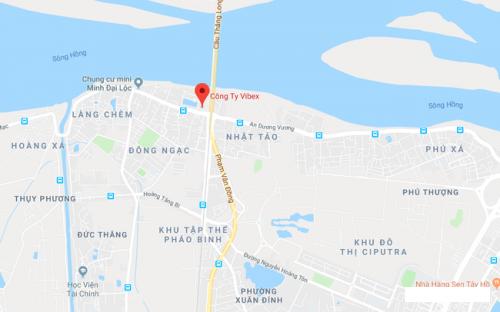 """Lộ diện chủ đầu tư khu đô thị mới gần 50ha trên \""""đất vàng\"""" Bắc Từ Liêm, Hà Nội"""
