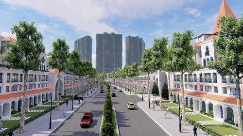 Biệt thự sinh thái ngay trong nội đô: Cuộc chơi mới của giới siêu giàu - Sunshine Wonder Villas