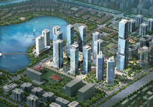 Thông tin dự án Biệt thự thành phố giao lưu - mua ban và ký gửi