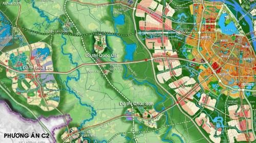 Khởi động xây dựng đường vành đai 3,5 và một số tuyến đường liên quan
